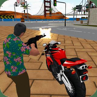 لعبة حرامي السيارات فيجاس كريم سيملاتور مهكرة جاهزة مجانا