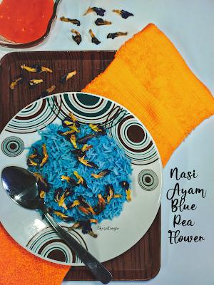 Blue Pea Flower Kedai Ubat cina Melaka