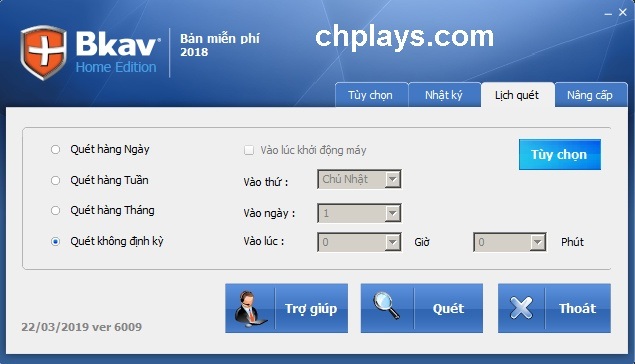 Tải Bkav Home Plus, Pro diệt virus miễn phí về máy tính b