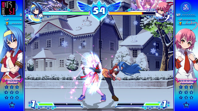 Arcana Heart 3 - Captura 5