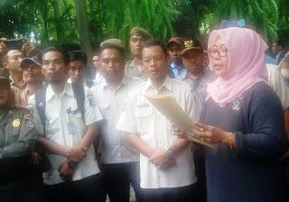 Nunggak Pajak, Hotel Santosa Lombok Disita