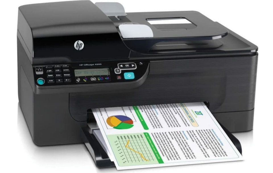 Pilote HP OfficeJet 4500