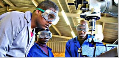 Pendidikan negara Afrika Selatan