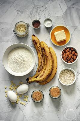 Banana mafini