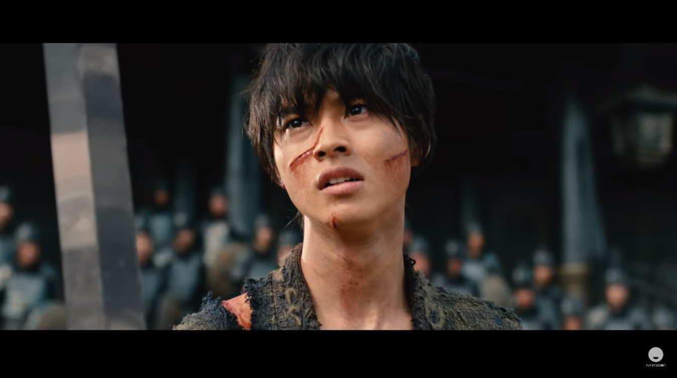 Inilah Trailer Film Live-Action Kingdom Bahasa Inggris