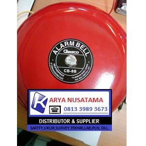 Jual Emergency Alarm Pabrik Camsco 8 Inch di Malang