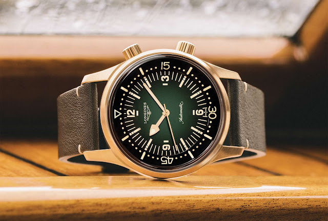 Longines Legend Diver Bronze L3.774.1.50.2