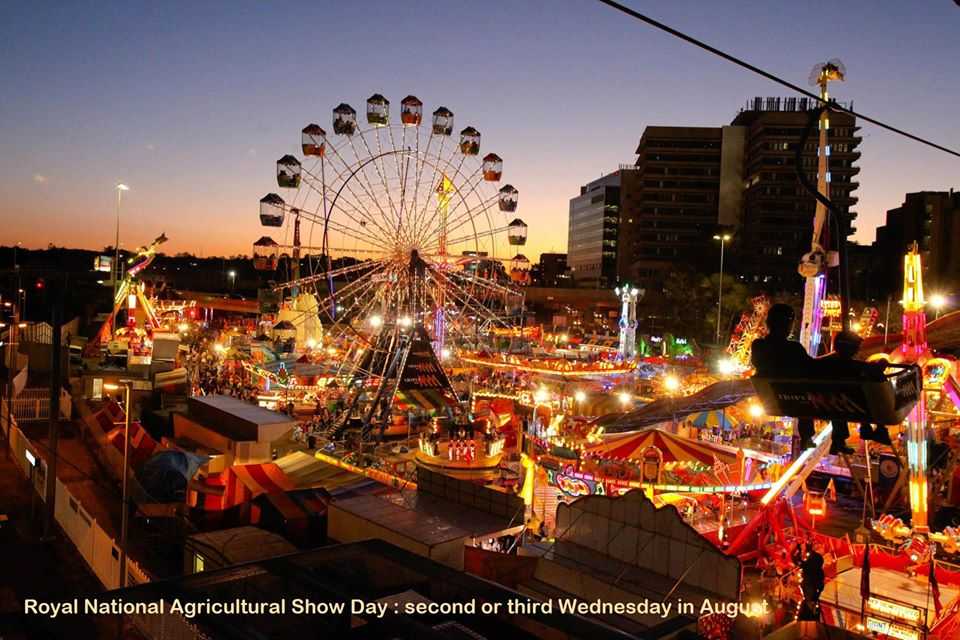 Royal National Agricultural Show Day
