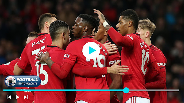 Manchester United vs Norwich City – Highlights