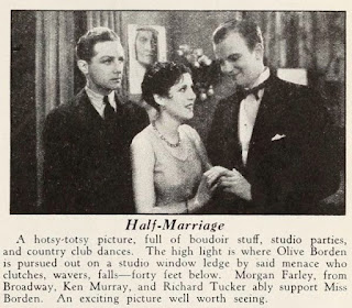 Olive Borden Half Marriage