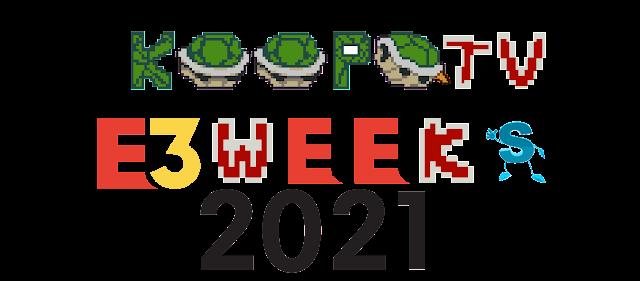 KoopaTV E3 Weeks 2021 logo banner