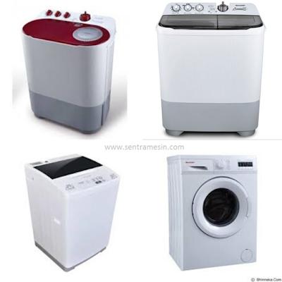 harga mesin cuci sharp 1 dan 2 tabung