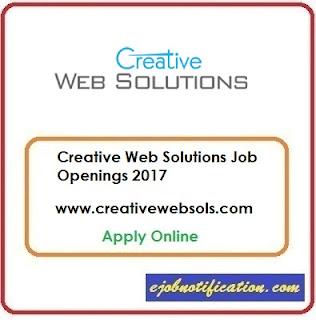 Creative Web Solutions Hiring Freshers .Net Trainee Jobs in Mumbai Apply Online