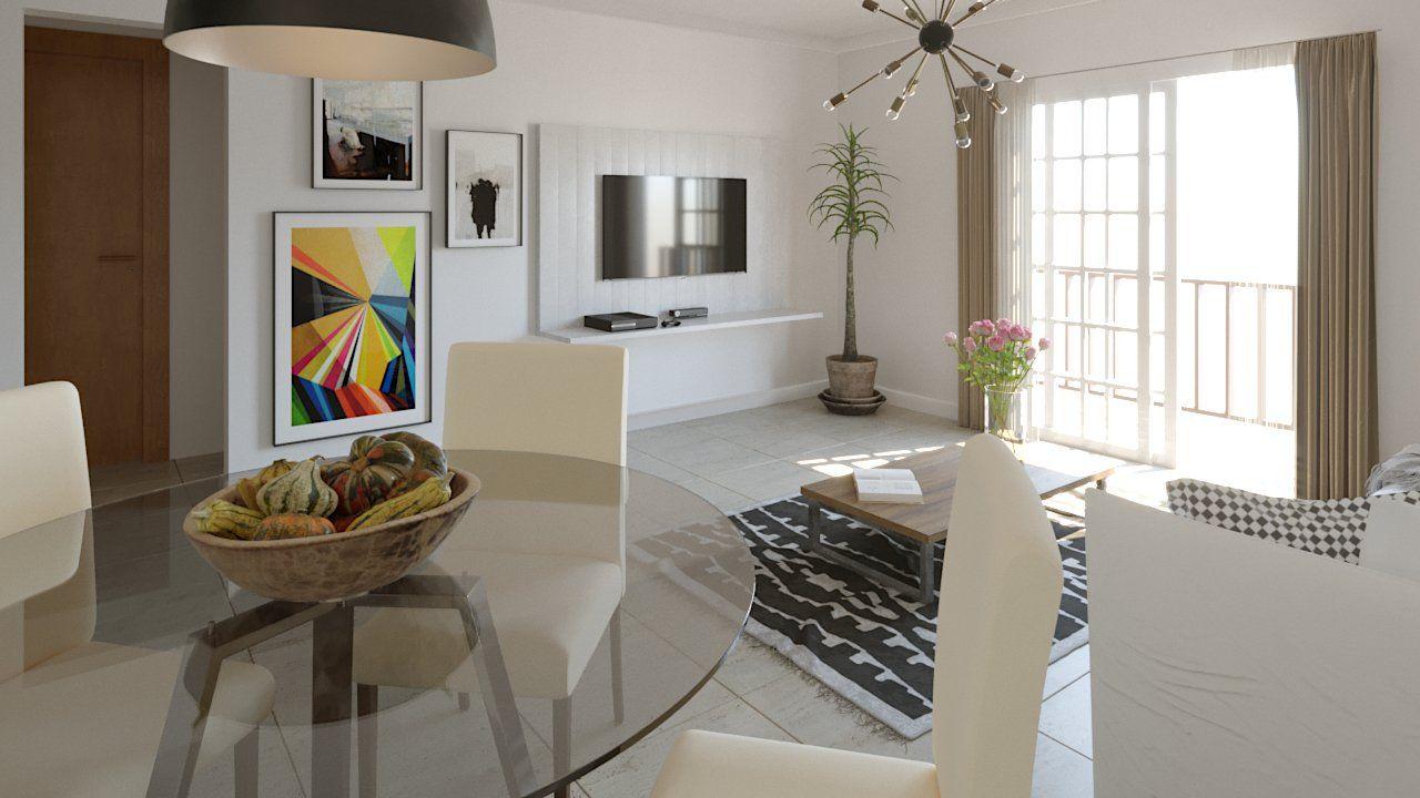 Como decorar apartamento para alugar