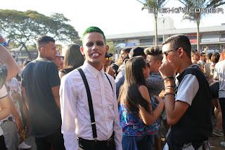 IMG 9911 - 13ª Parada do Orgulho LGBT Contagem reuniu milhares de pessoas