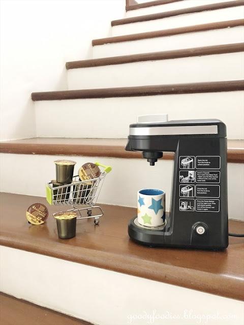 Harley's malaysia coffee plan batavia coffee maker