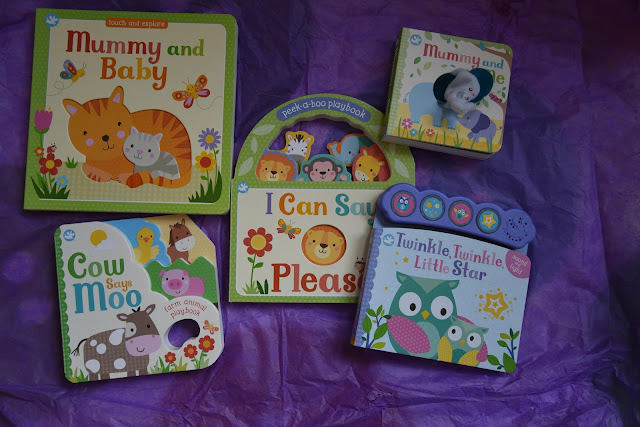 Parragon books Little learners books