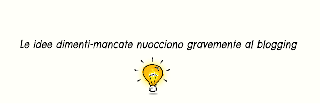blogging creativo appunti note