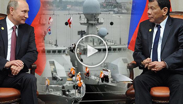 "Putin to Duterte ""Pumili ka sa dalawang warship"""