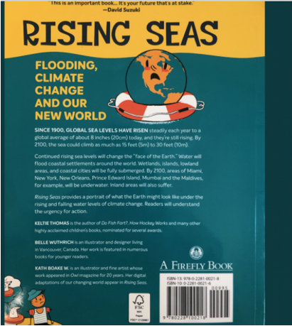 Climate Lessons: Climate-books: aimed at children or teachers