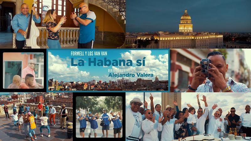 Los Van Van - ¨Habana Sí¨- Videoclip - Director: Alejandro Valera. Portal Del Vídeo Clip Cubano