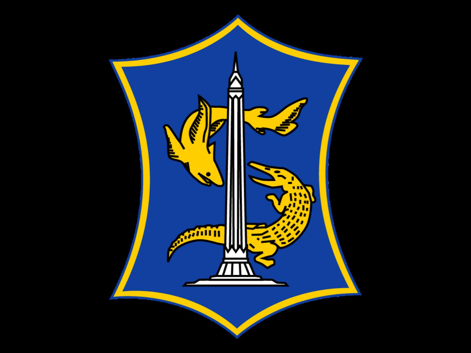 Logo Kota Surabaya Format PNG