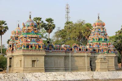 Nallinakka Eswarar Temple Ezhuchur Kanchipuram