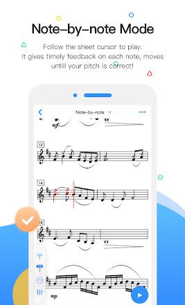 تطبيق يسمح لطلاب الآلات الموسيقية بالتدرب في أي وقت وفي أي مكان