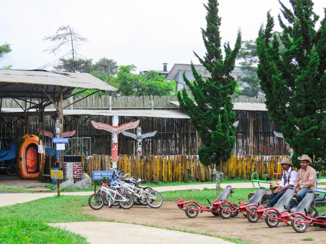 Paket Wisata Bandung 5 Hari 4 Malam Murah dan Hemat - Zona Adventure - Tour And Travel Bandung