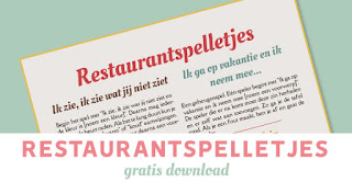 restaurantspelletjes