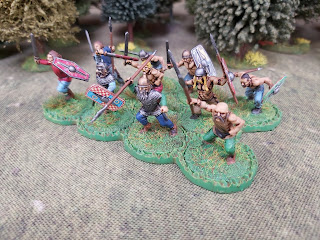 Warlord Games 28mm Celtic Warriors