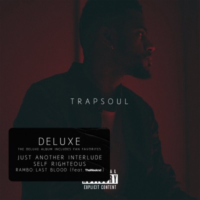 Bryson Tiller - T R A P S O U L (Deluxe) (2020) - Album Download, Itunes Cover, Official Cover, Album CD Cover Art, Tracklist, 320KBPS, Zip album