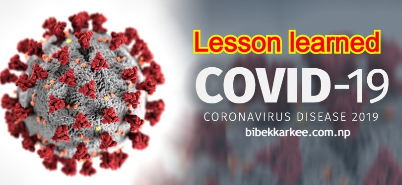 13 Lesson Learned During a Few Days of the Coronavirus Outbreak