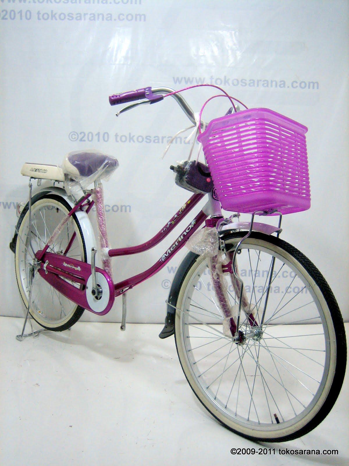tokomagenta: A Showcase of Products: Sepeda Mini MERINO