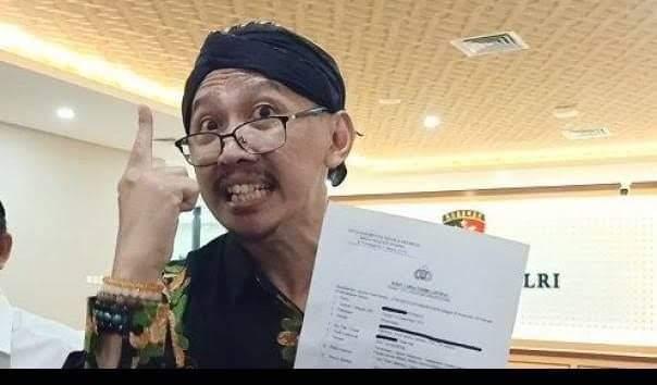 DPP KNPI Dapat Surat Kasus Abu Janda Naik Tahap Penyidikan
