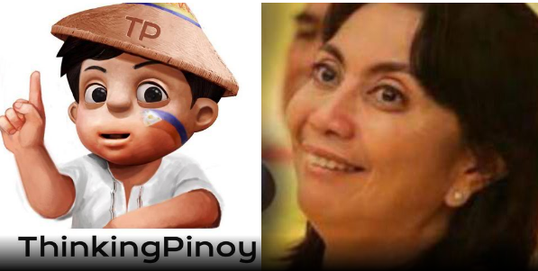 "MUST READ! To VP Leni:""Paano Ka Naging People's Lawyer, Eh Bokya Ka Sa Batas!""- ThinkingPinoy"