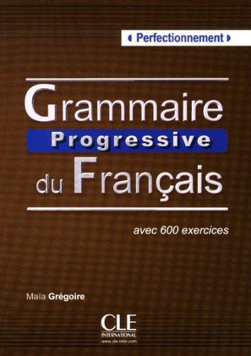 Grammaire progressive du français_Maïa Grégoire