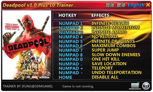 PC Game Trainers, Cheats No-CD / No-DVD ... - GameCopyWorld