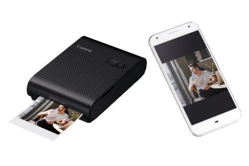 Beste mobiele fotoprinter pocketprinter Canon Selphy