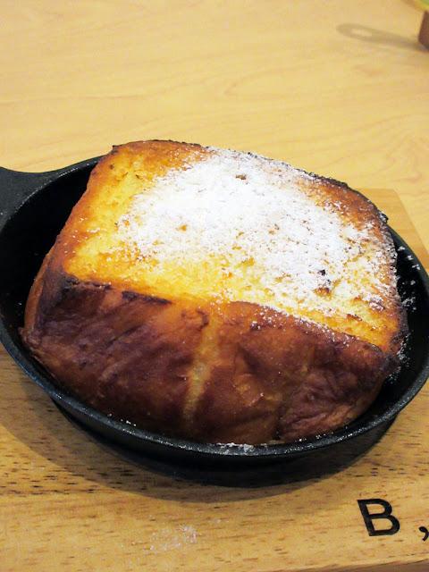 パンとエスプレッソと Bread, Espresso & - 招牌法式吐司 ~ 愛甜的朋友不能錯過