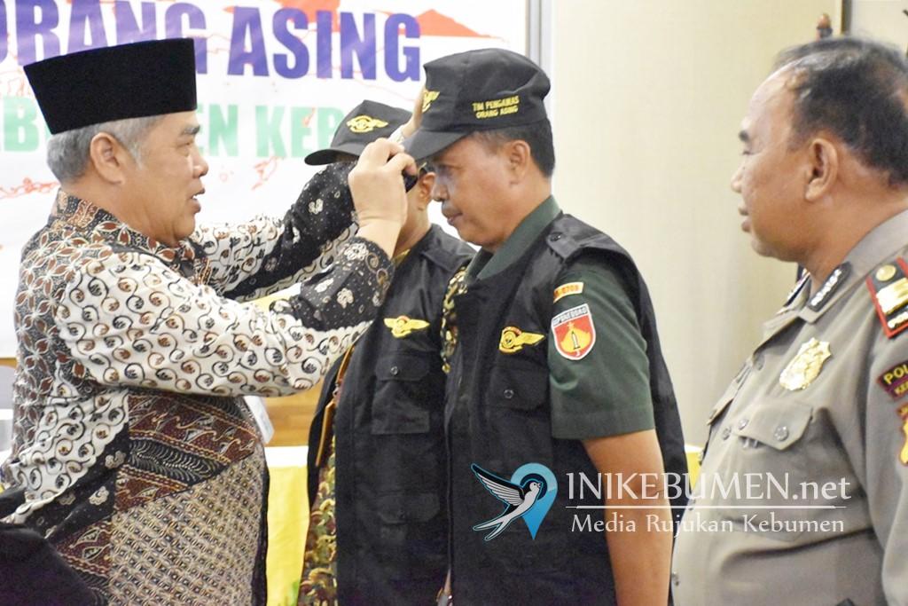 Masuk Wilayah Terluar di Indonesia, Kantor Imigrasi Cilacap Bentuk Timpora di Kebumen