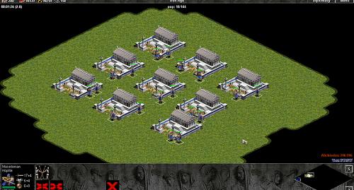 Macedonian cũng chính là quân tuyển trong vòng Age of Empires