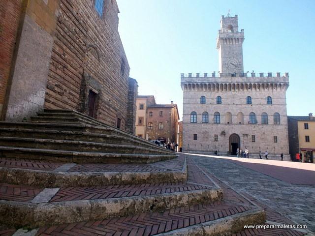 ruta en coche por la Toscana
