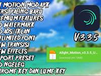 Download Alight Motion Mod Apk Terbaru