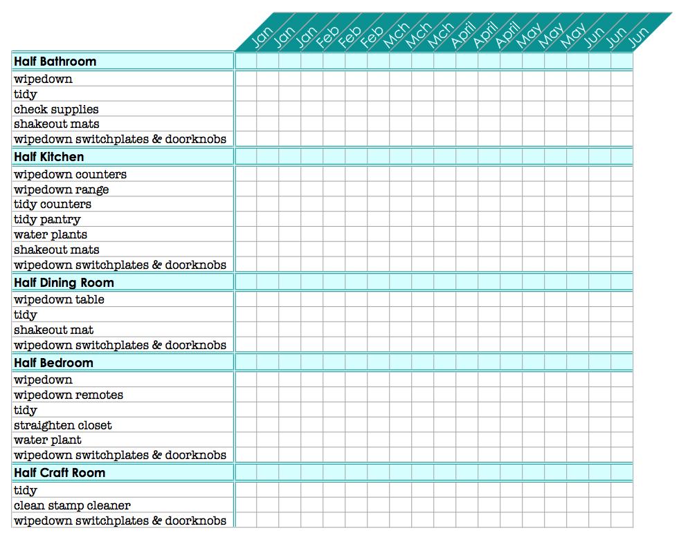 5s Checklist Excel Myideasbedroomcom