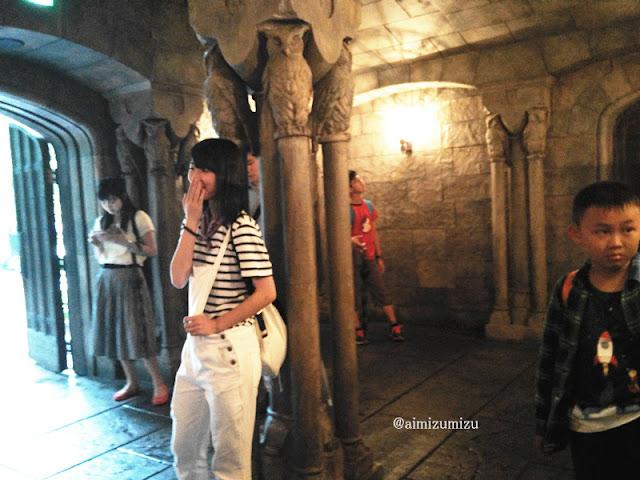 toilet hogwarts