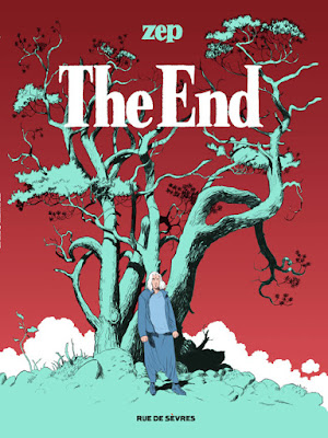 The End de Zep aux éditions Rue de Sèvres