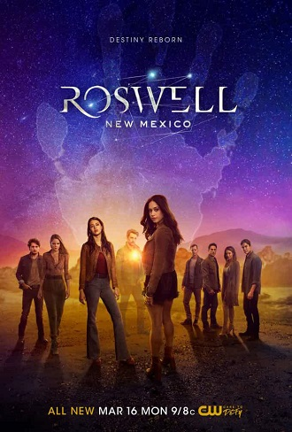 Roswell New Mexico Season 2 Complete Download 480p & 720p All Episode