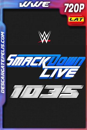 WWE SmackDown 18 de Junio 2019 ep. 1035 HD 720p Latino