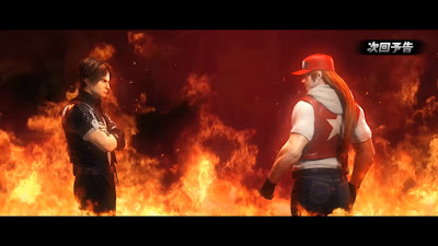 The King Of Fighters: Destiny episodio 7